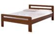 деревянная кровать Калинка