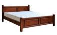 деревянная кровать Лустена