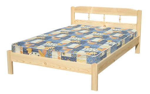 деревянная кровать Дача тахта