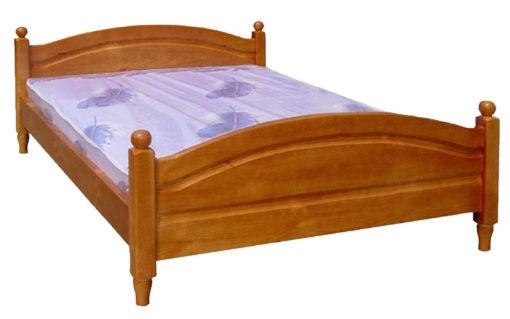 деревянная кровать Филенка №1