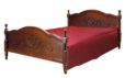 деревянная кровать Лама