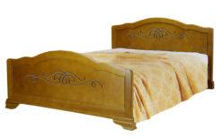 деревянная кровать Сатори
