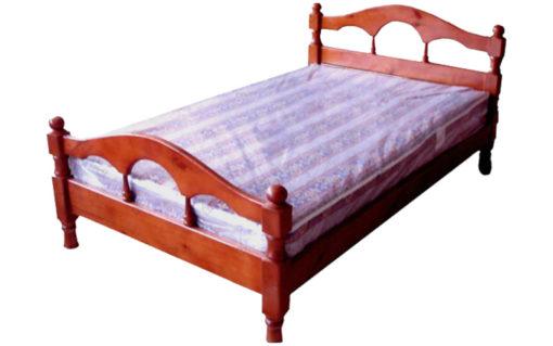 деревянная кровать Соня