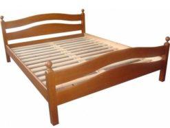деревянная кровать Амелия