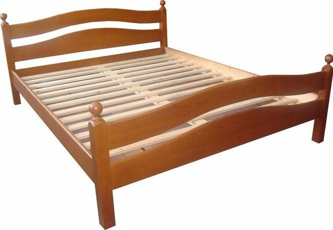 деревянная кровать Fvtkbz