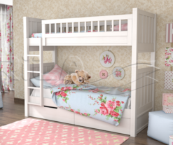 Кровать детская Форт 1