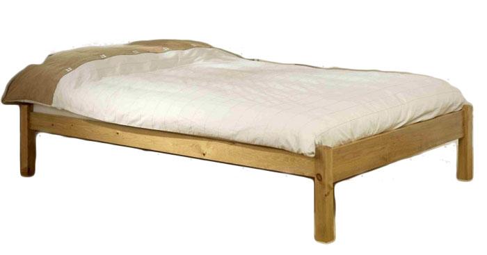деревянная кровать Генрих тахта