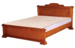 деревянная кровать Клеопатра
