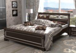 Кровать Лирона  1Б