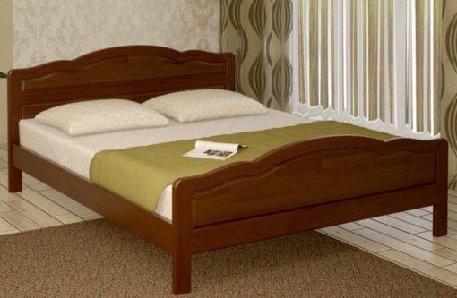 деревянная кровать Мария