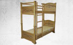 Кровать двухъярусная Соната