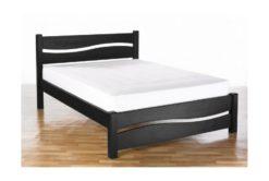 деревянная кровать Волна-2