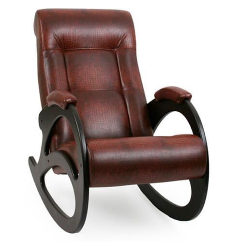 мягкое кресло-качалка 4 б/л