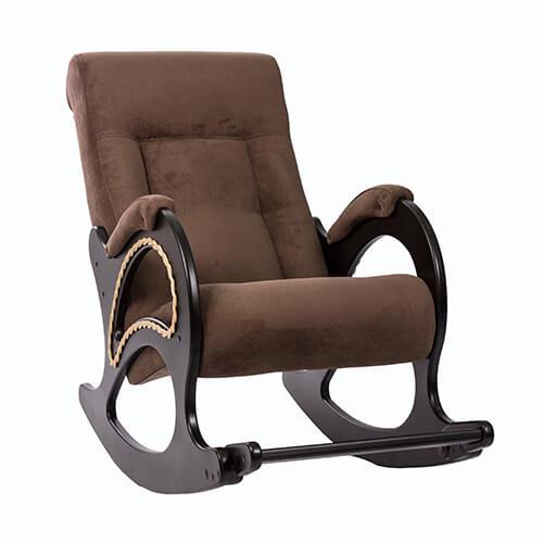 мягкое кресло-качалка 44