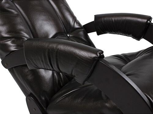 мягкое кресло-качалка 67