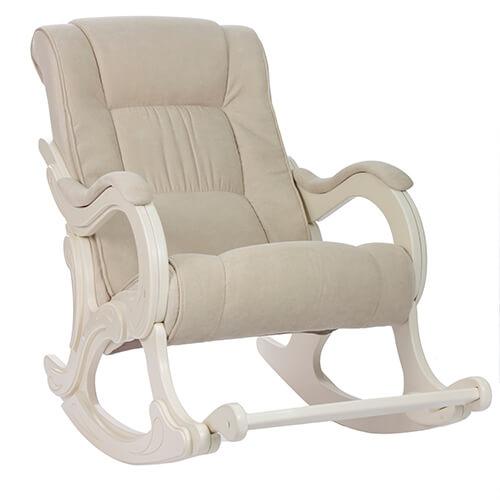 мягкое кресло-качалка 77