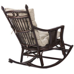 кресло-качалка из ротанга Чита