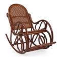 кресло-качалка из ротанга Moscow