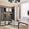 модульная гостиная Глория-3
