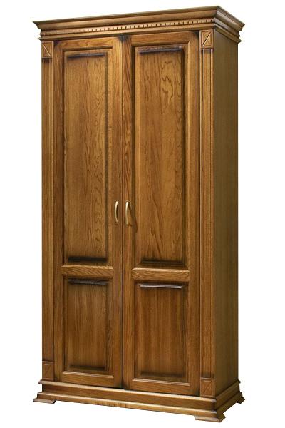 шкаф из массива дуба Граф-2