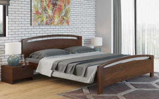 кровать деревянная Бали
