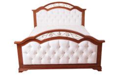 кровать деревянная Венеция