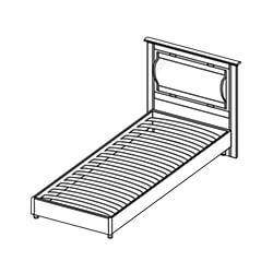 Кровать «Мозаика»