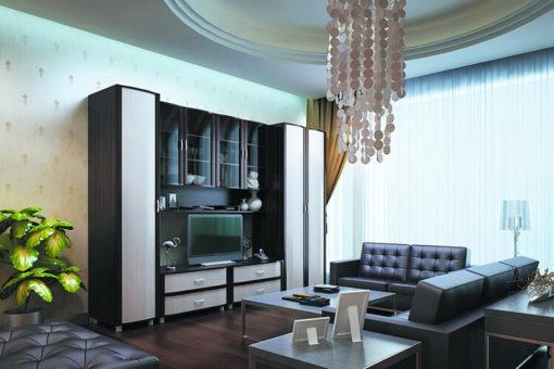 модульная гостиная Глория-1