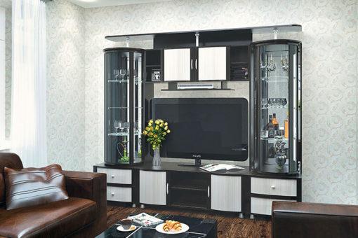 модульная гостиная Глория-2
