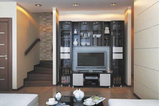 модульная гостиная Глория-7
