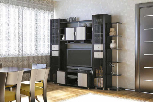 модульная гостиная Глория-8