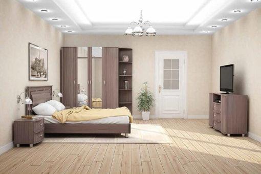 модульная спальня Камелия-2