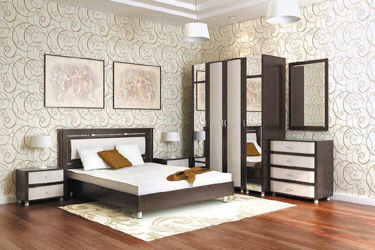 модульная спальня Камелия-3