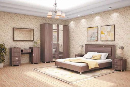 модульная спальня Камелия-5