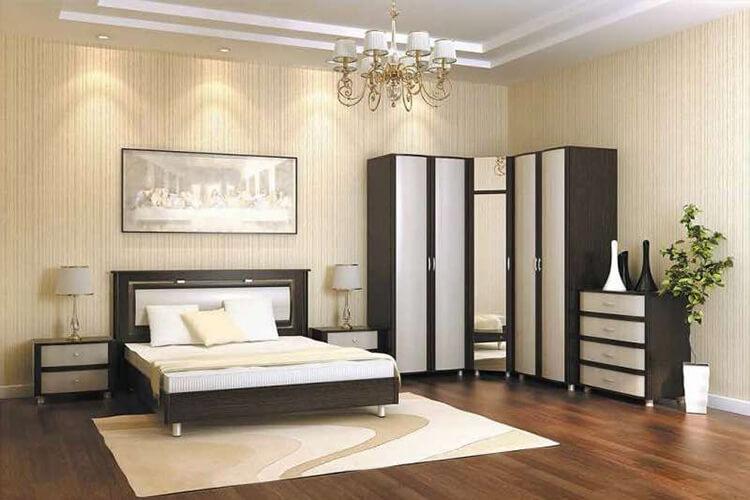 модульная спальня Камелия-6