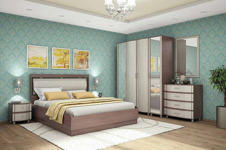модульная спальня Симона-1