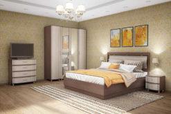 модульная спальня Симона-3