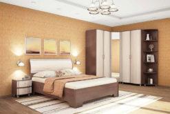модульная спальня Симона-4